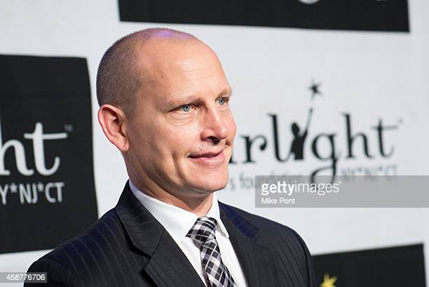 Former professional hockey player Adam Graves attends the Starlight Children's Foundation 25th Annual Sports Auction at Hard Rock Cafe Times Square...