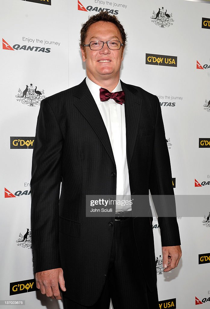 9th Annual G'Day USA Los Angeles Black Tie Gala - Red Carpet