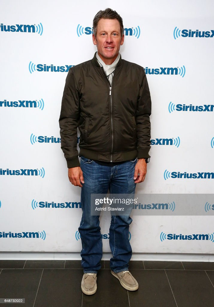 Celebrities Visit SiriusXM - March 6, 2017