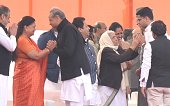 IND: Oath Ceremony Of Rajasthan Chief Minister Ashok Gehlot And Deputy Chief Minister Sachin Pilot