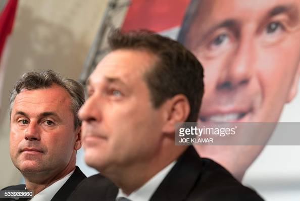 Former right-wing Austrian Freedom Party (FPOe ...