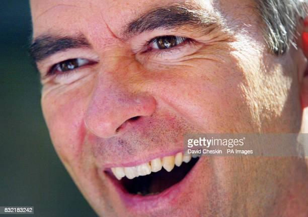 Former Scottish Socialist Party leader Tommy Sheridan leaves the Court of Session in Edinburgh as his defamation action against the News of the World...