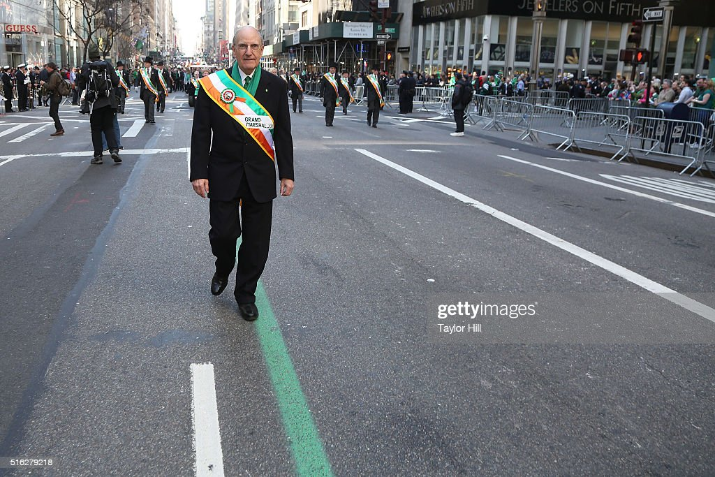 2016 St. Patrick's Day Parade