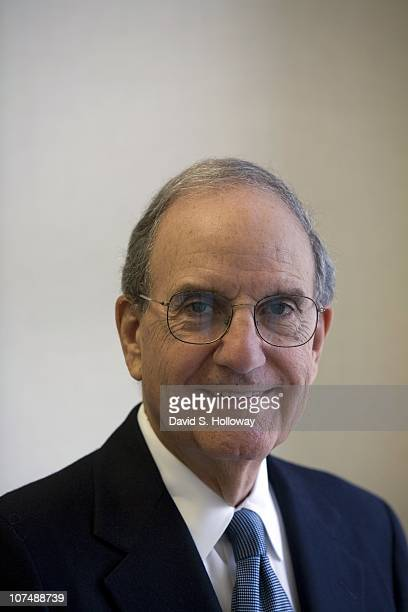 Former Senator George Mitchell in his office at DLA Piper on March 5 2008 in New York City George John Mitchell Jr was born August 20 and is the US...