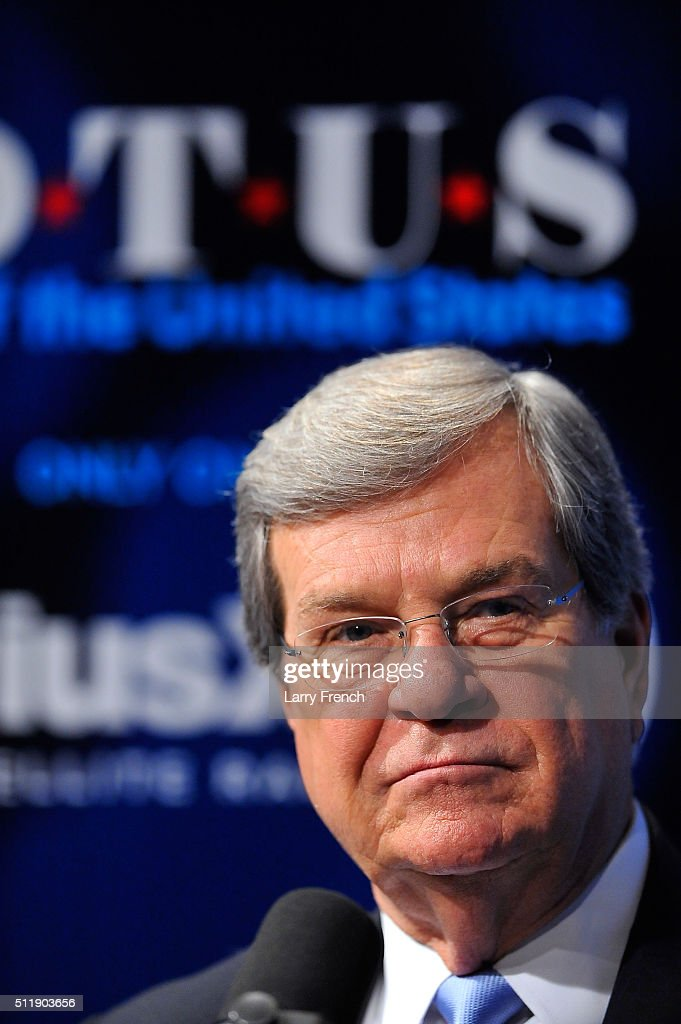 Fmr. Sens. Tom Daschle And Trent Lott Discuss Their New Book At SiriusXM-Bipartisan Policy Center Event Hosted By P.O.T.U.S. Channel's Tim Farley