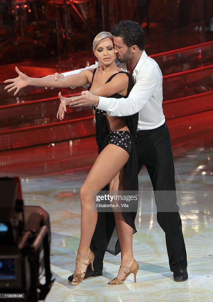 """""""Ballando Con Le Stelle"""" Italian TV Show - March 12, 2011"""