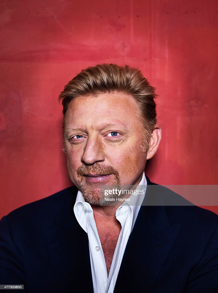 Boris Becker, Waitrose magazine UK, June 11, 2015