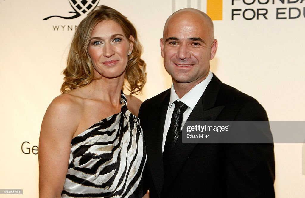 Andre Agassi Charitable Foundation's Grand Slam For Children - Arrivals