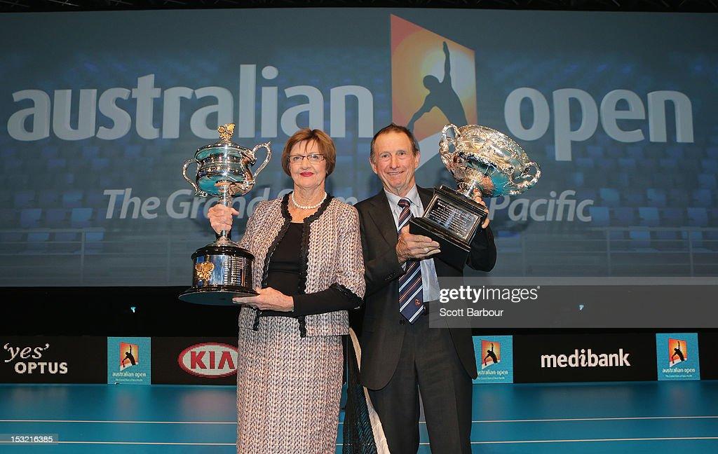 Australian Open 2013 Launch