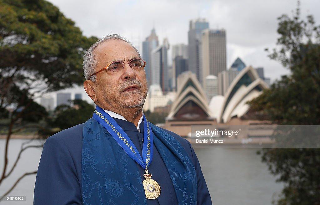 Timor-Leste President Jose Ramos-Horta Invested For Service To Australia-Timor Relations