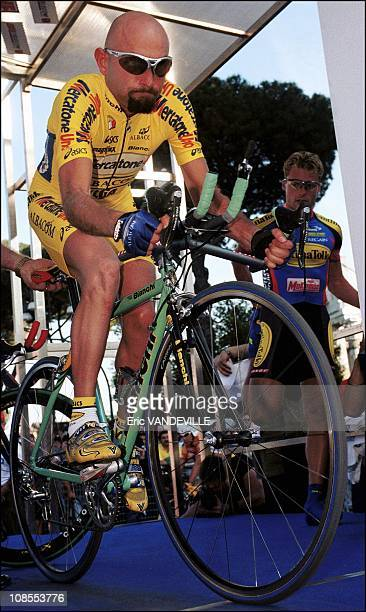Former Tour de France winner Marco Pantani nicknamed 'The Pirate' has died at the age of 34 on February 13 His body was found in a hotel room in...