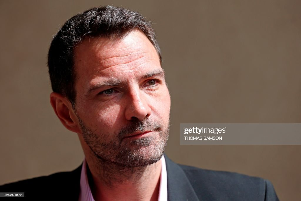 Former trader <a gi-track='captionPersonalityLinkClicked' href=/galleries/search?phrase=Jerome+Kerviel&family=editorial&specificpeople=4840386 ng-click='$event.stopPropagation()'>Jerome Kerviel</a> arrives at the appeal Court of Versailles, on April 15, 2015. The court decided that the appeal civil case of Kerviel regarding the loss of 4,9 billion euros in 2008 will take place from January 20 to January 22, 2016. The ex-trader brought banking giant Societe Generale to its knees in 2008 with wildly risky trades of up to 50 billion euros on derivatives -- betting on the market direction. AFP PHOTO / THOMAS SAMSON