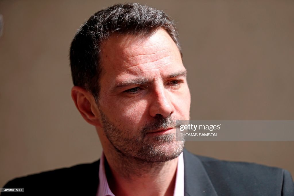 Former trader <a gi-track='captionPersonalityLinkClicked' href=/galleries/search?phrase=Jerome+Kerviel&family=editorial&specificpeople=4840386 ng-click='$event.stopPropagation()'>Jerome Kerviel</a> arrives at the appeal Court of Versailles, on April 15, 2015. The court decided that the appeal civil case of Kerviel regarding the loss of 4,9 billion euros in 2008 will take place from January 20 to January 22, 2016. The ex-trader brought banking giant Societe Generale to its knees in 2008 with wildly risky trades of up to 50 billion euros on derivatives -- betting on the market direction.