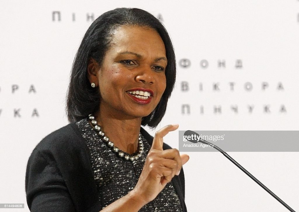 condoleezza rice Vice president-elect mike pence met with former secretary of state condoleezza rice in dc to discuss a role in the new administration.