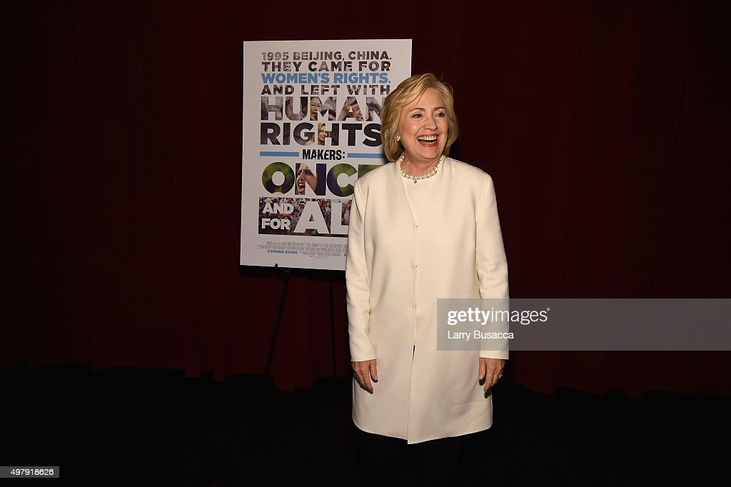 Clanton (AL) United States  city pictures gallery : Former United States Secretary of State Hillary Clinton attends AOL's ...