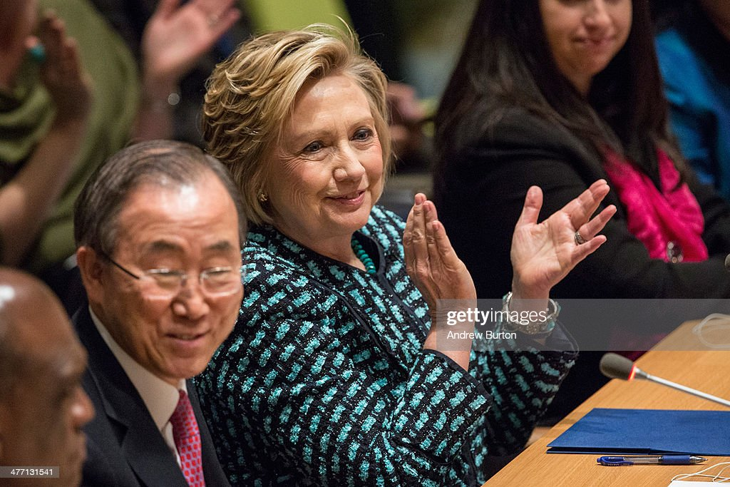 Clanton (AL) United States  City new picture : Former United States Secretary of State Hillary Clinton attends the ...