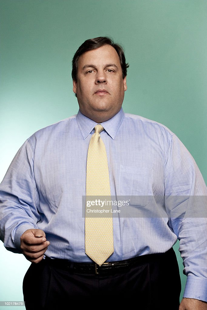 Former U.S. Attorney for the state of New Jersey, now New Jersey governor Chris Christie poses at a portrait session for the New Jersey Monthly in Trenton, NJ on April 17, 2007. (Photo by Christopher Lane/ Contour by Getty Images).