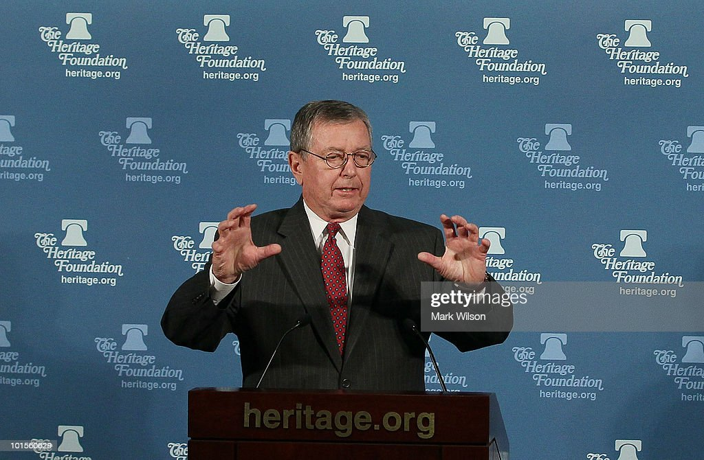 Former Attn. General Ashcroft Speaks On The Rights Of Guantanamo Detainees
