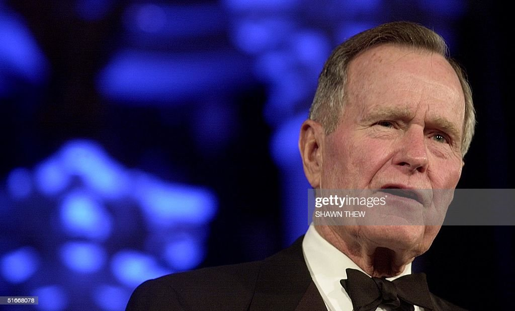 george walker bush essay George w bush is the twelfth in the sequence of white house incumbents of the   presidency of george w bush could come to resemble the.