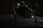 Former US Secretary of State Madeleine Albright speaks during a discussion at the World Bank February 19 2014 in Washington DC Albright participated...