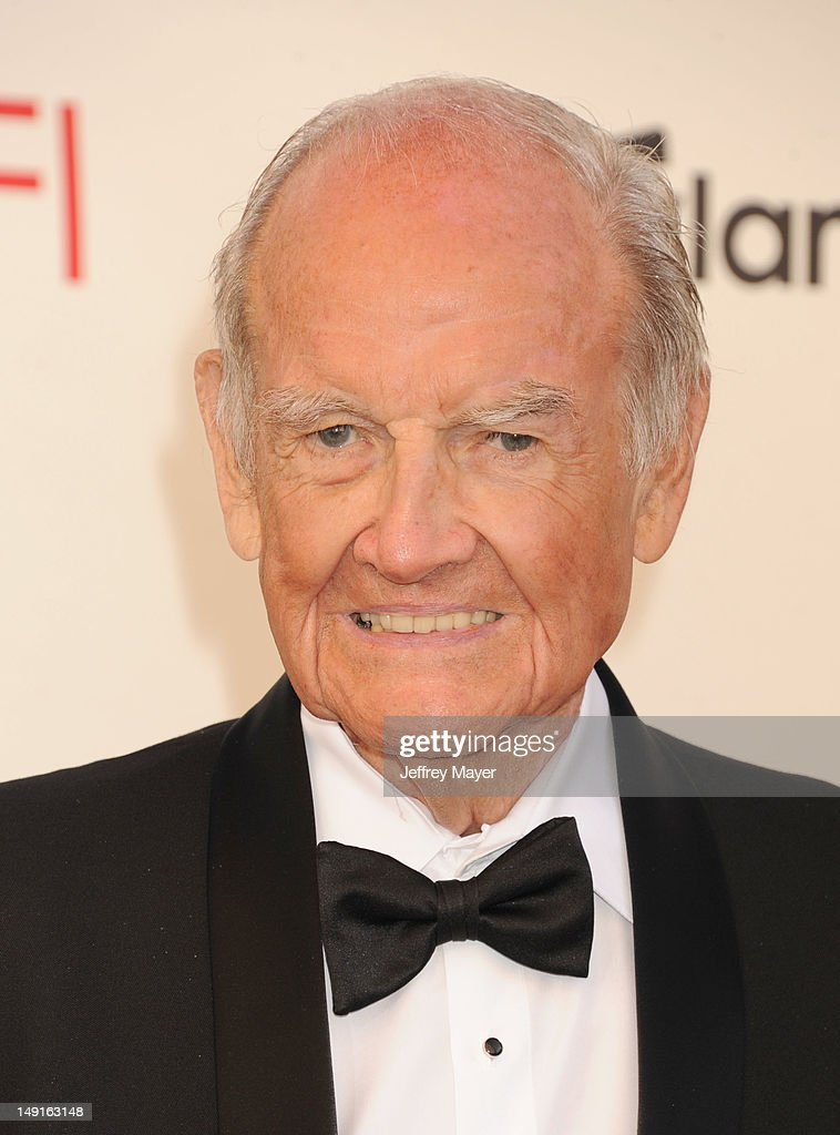 Former U.S. Senator George McGovern arrives at the 40th AFI Life Achievement Award honoring Shirley MacLaine at Sony Pictures Studios on June 7, 2012 in Los Angeles, California.