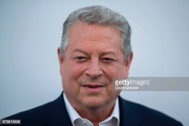 Former US vice president Al Gore attends a screening of 'An Inconvenient Sequel Truth to Power' the followup to the twotime Academy Awardwinning...