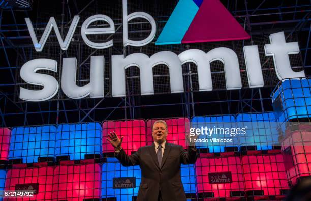 Former USA Vice President Al Gore Chairman Generation Investment Management talks about 'The innovation community's role in solving the climate...