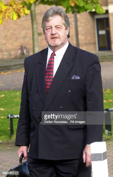 Former vicar of St Peter and St Mary in Stowmarket Suffolk Trevor Jones leaving Norwich Crown Court The 50 year old appeared before a jury at Ipswich...
