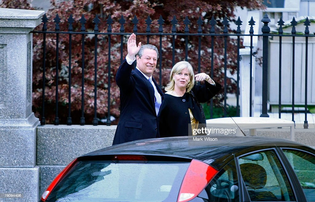 a review of al gore and his nobel peace prize Former vice president al gore speaks on the future of climate action in the   panel on climate change, was awarded the nobel peace prize in.