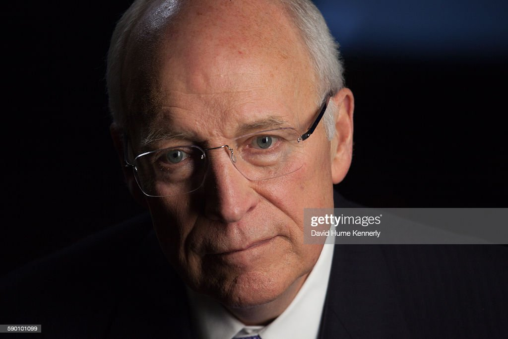 Former Vice President <a gi-track='captionPersonalityLinkClicked' href=/galleries/search?phrase=Dick+Cheney&family=editorial&specificpeople=125149 ng-click='$event.stopPropagation()'>Dick Cheney</a> is interviewed for 'The Presidents' Gatekeepers' project about White House Chiefs of Staff, July 15, 2011, in Jackson, Wyoming. Cheney also served as the White House Chief of Staff under President Gerald Ford and the Secretary of Defense under President George H.W. Bush.