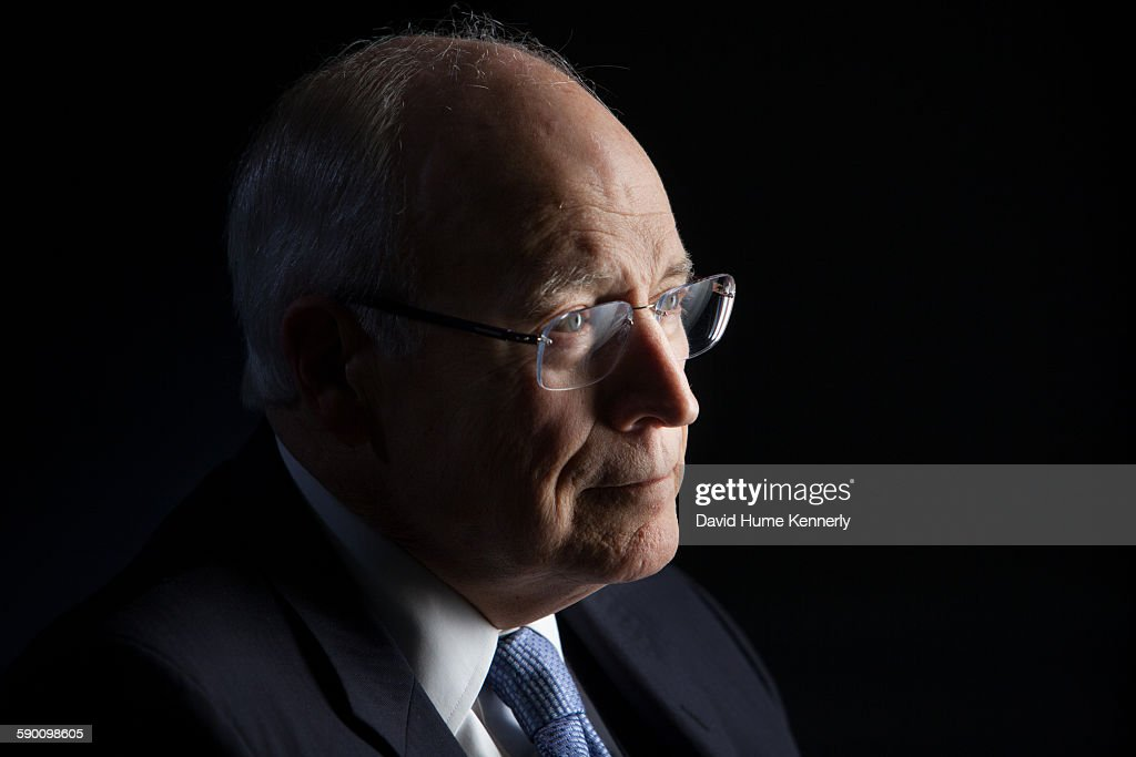 Former Vice President <a gi-track='captionPersonalityLinkClicked' href=/galleries/search?phrase=Dick+Cheney&family=editorial&specificpeople=125149 ng-click='$event.stopPropagation()'>Dick Cheney</a> is interviewed for the second time by Chris Whipple for 'The Presidents' Gatekeepers' project about White House Chiefs of Staff, March 17, 2012 in St. Michaels, Maryland. (Photo by David Hume Kennerly/Getty Images).