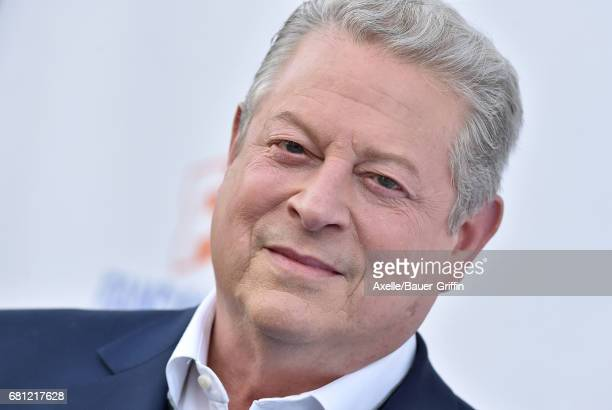 Former Vice President of the United States Al Gore arrives at the advance Fandango screening of Paramount Pictures' 'An Inconvenient Sequel Truth to...