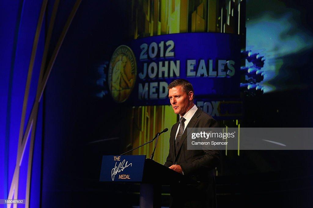 John Eales Medal
