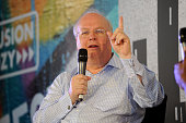 Former White House Deputy Chief of Staff Karl Rove attends OZY Fusion Fest 2016 at Rumsey Playfield in Central Park on July 23 2016 in New York City