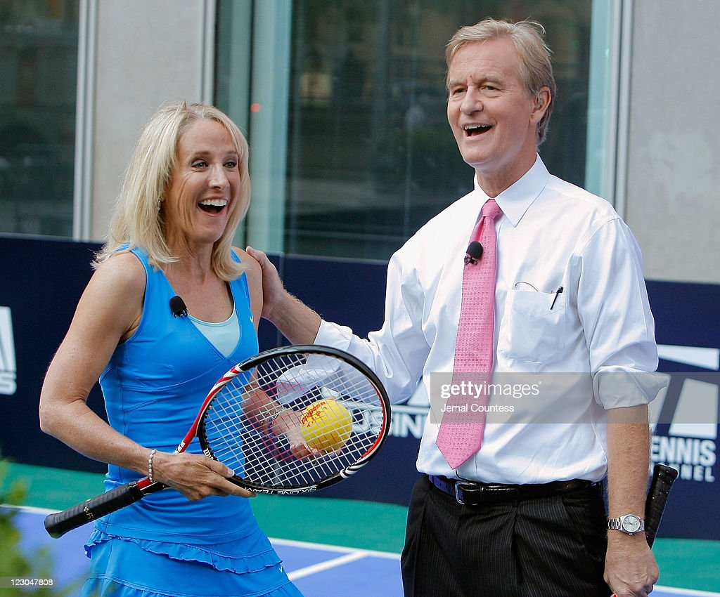 Tracy Austin Visits