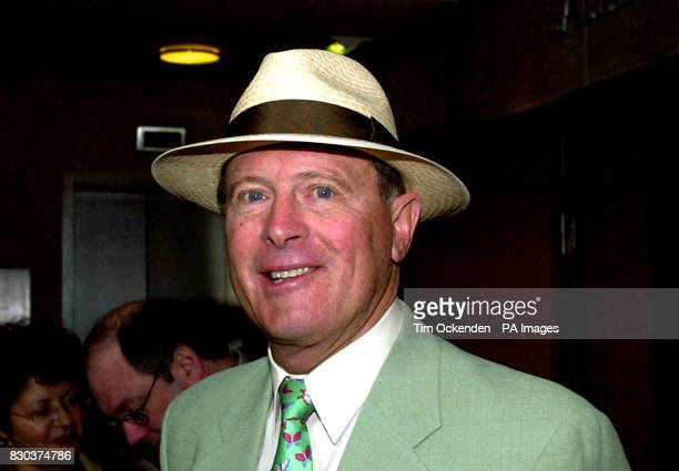 Former Yorkshire and England batsman turned cricket commentator Geoff Boycott at the Court of Appeal in AixenProvence southern France at the...