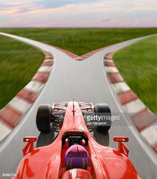 Formula 1 Split Road