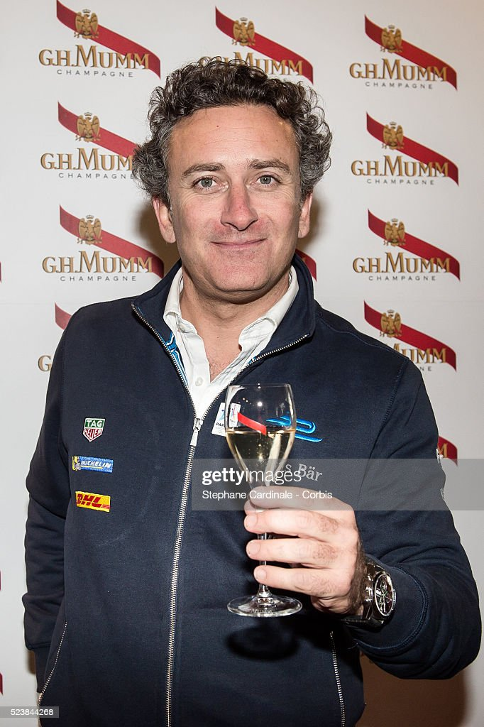 Formula E CEO <a gi-track='captionPersonalityLinkClicked' href=/galleries/search?phrase=Alejandro+Agag&family=editorial&specificpeople=2910760 ng-click='$event.stopPropagation()'>Alejandro Agag</a> attends the 2016 FIA Formula E Championship : Paris E Prix, on April 23, 2016 in Paris, France.