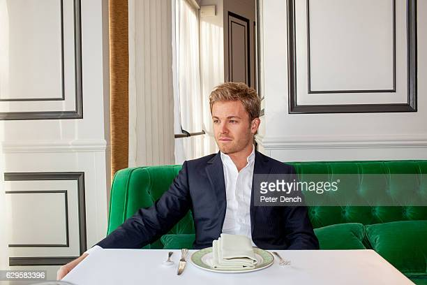 Formula One Motor Racing champion Nico Rosberg in London on December 5 after announcing his retirement from the sport Rosberg raced for Williams F1...