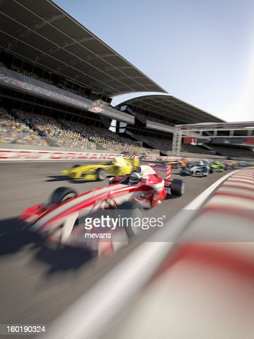 Formula One Type Racing