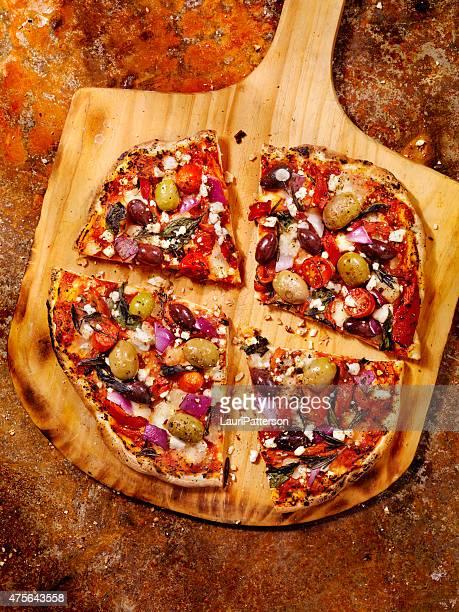 Forno Oven Pizza, Mediterranean Pizza