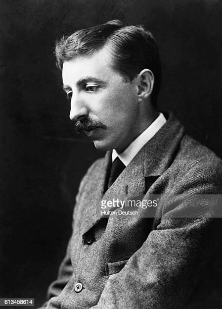 EM Forster the English novelist critic His novels include Howards End A Room with a View and A Passage to India