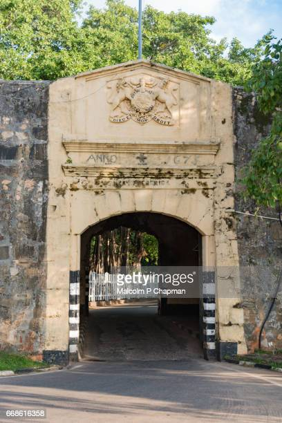 Fort Fredrick, Trincomalee, Sri Lanka