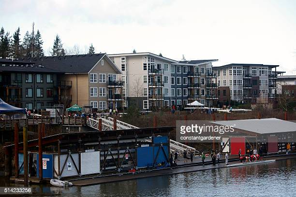 Fort Langley Condos And The Bedford Channel Regatta