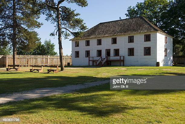 Fort Langley National Historic Site, Big House