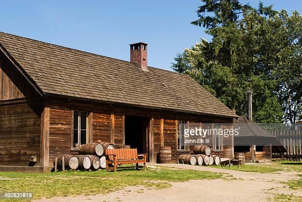 Fort Langley National Historic Site, cooperage