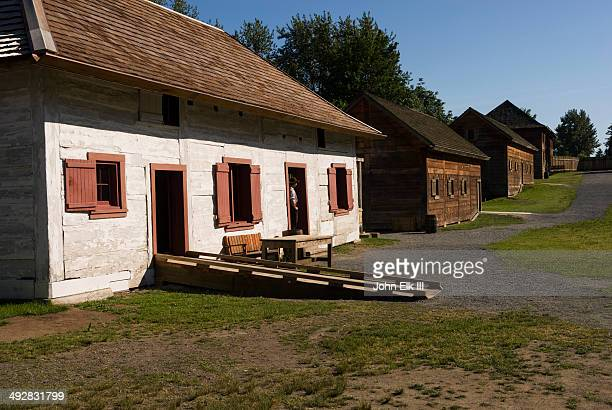 Fort Langley National Historic Site, Storehouse