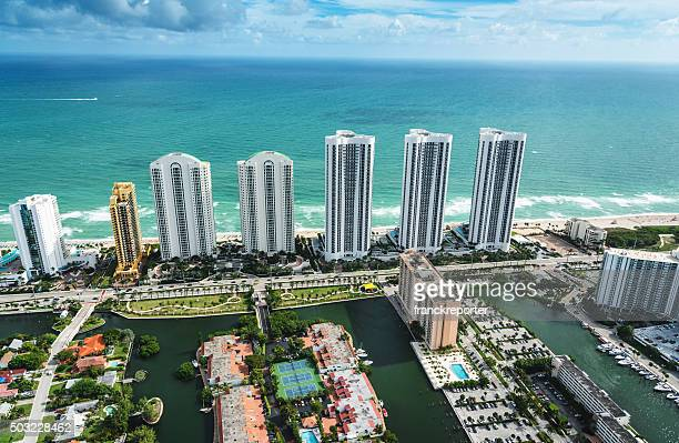 Fort Lauderdale aerial view