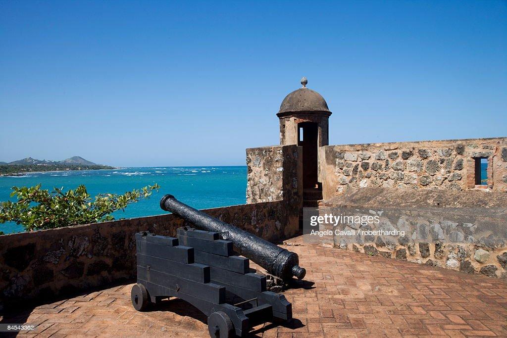 Fort of San Felipe, Puerto Plata, Dominican Republic, West Indies, Caribbean, Central America