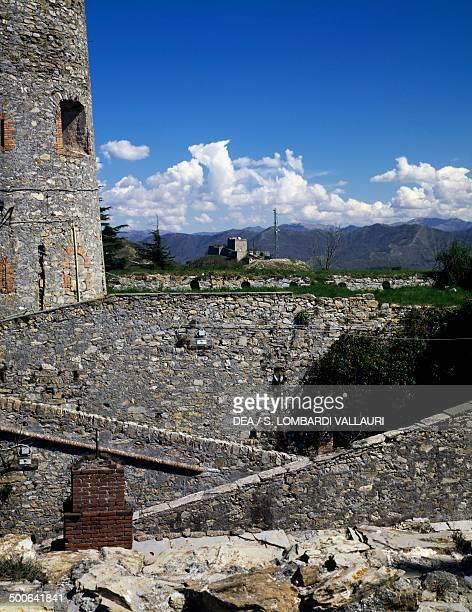 Fort Sperone 18th19th century Mount Peralto Genoa Italy